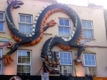 Camden Town... a world of punk and weird buildings